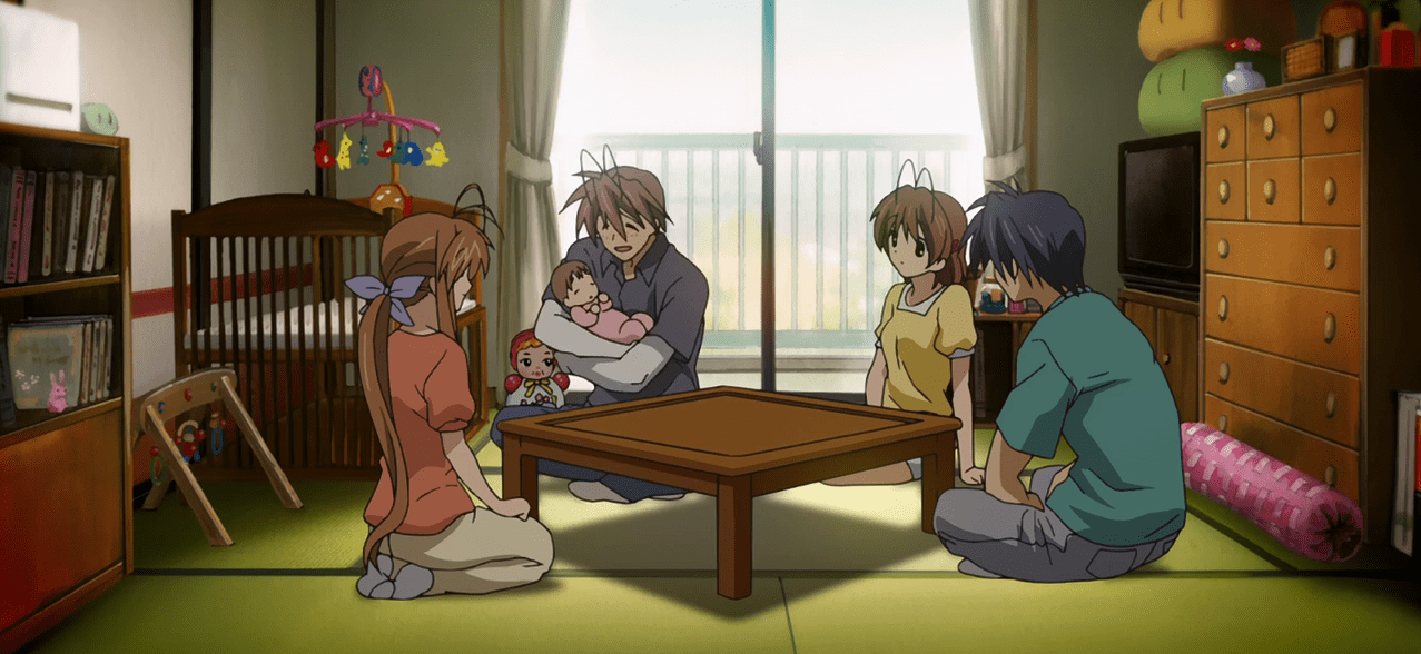 oucékilay mon fanserv ? - Clannad After the Story
