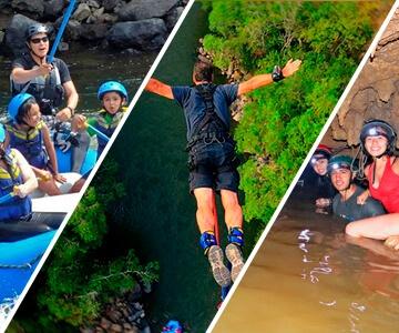 En estas vacaciones disfruta los deportes extremos en San Gil