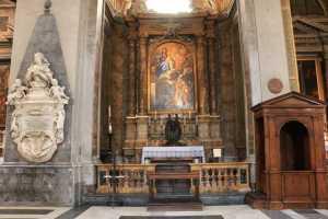 Quarta Cappella destra