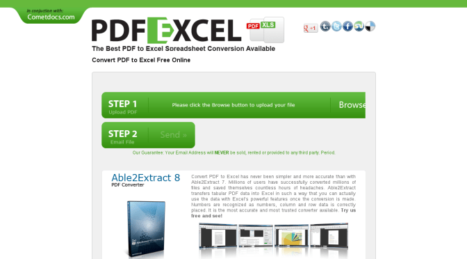 How To Easily Convert PDF To Excel Spreadsheet Online ?