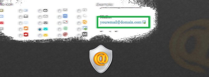 How To Add A MailTo Icon & Spambot Protection To Email Address Links In WordPress ?