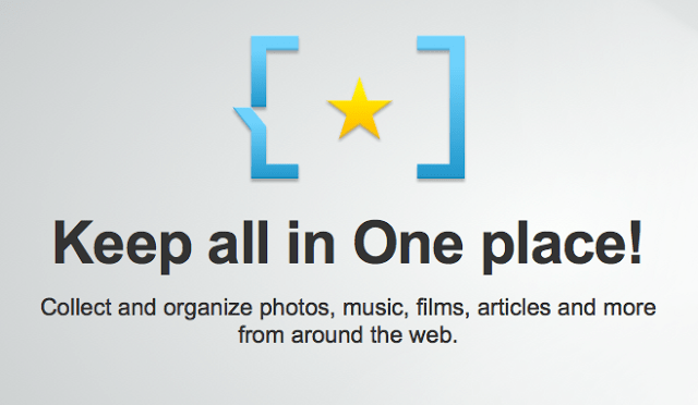 Easily Store & Organize Photos, Music, Movies, Articles Across The Word Wide Web