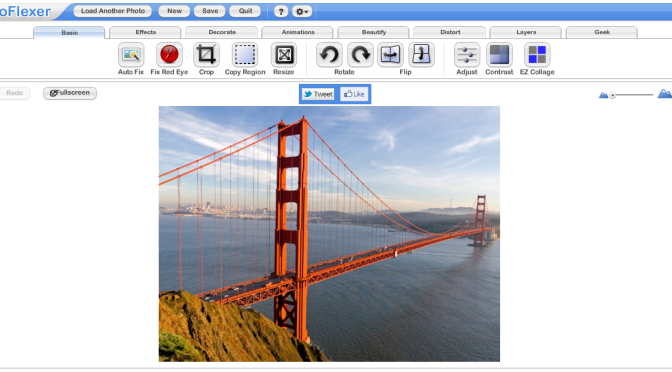 Create Amazing Photo Effects Direct From Your Web Browser
