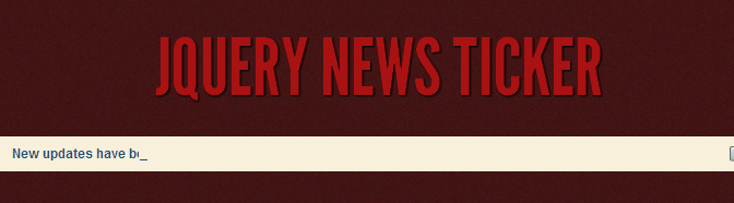 FP News Ticker For WordPress Post Categories