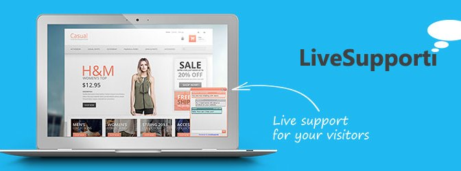 Powerful Free Live Support Chat Service For WordPress