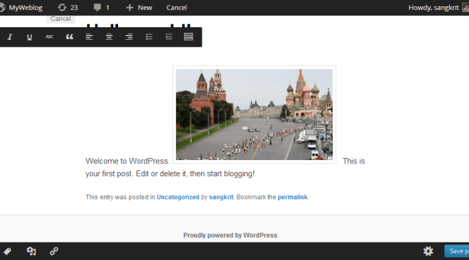 New MP6 Frontend Editor Addon Plugin For WordPress