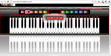 Best Online Virtual Piano 2