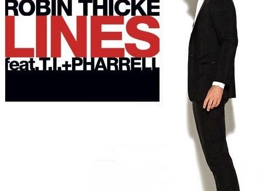 New Robin Thicke's Blurred Lines App For Your Android Device