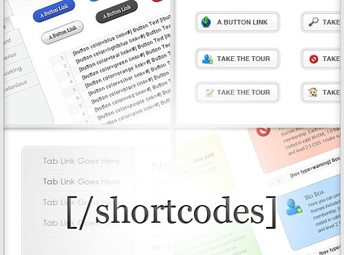 Enhance Your Website Pages With WordPress Canvas Shortcodes