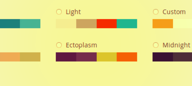 How To Set Default Admin Color Scheme For All Users In WordPress?