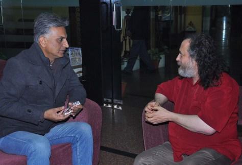 Rajendra Kumar Pandey & Dr Richard Stallman