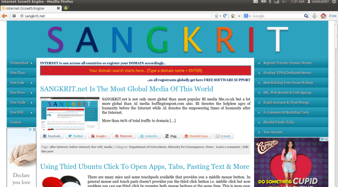 SANGKRIT.net Is The Most Global Media Of This World