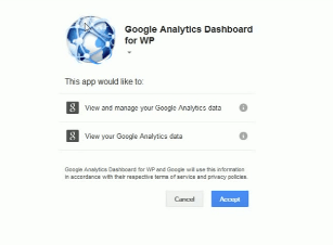 How To View Google Analytics From WordPress Dashboard? 3