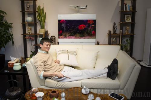 Jack Ma Made It Biggest Because Of His Faith In Internet