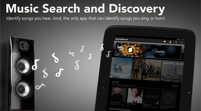 How To Use Android To Recognize Music Playing Around You?