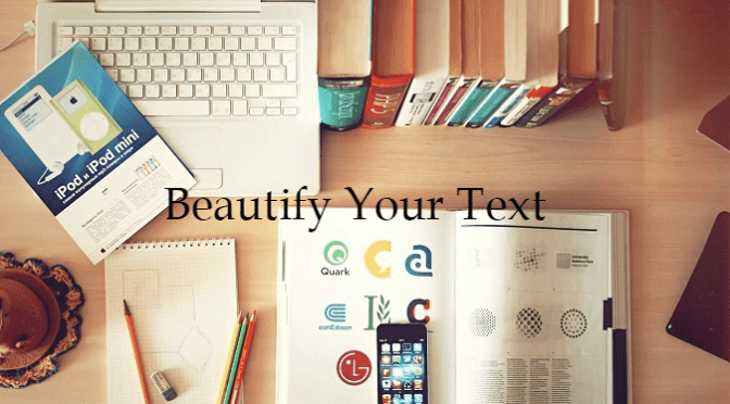 Beautify Text On Your WordPress Site. Auto-fix Content For Bad Casing, Punctuation And More