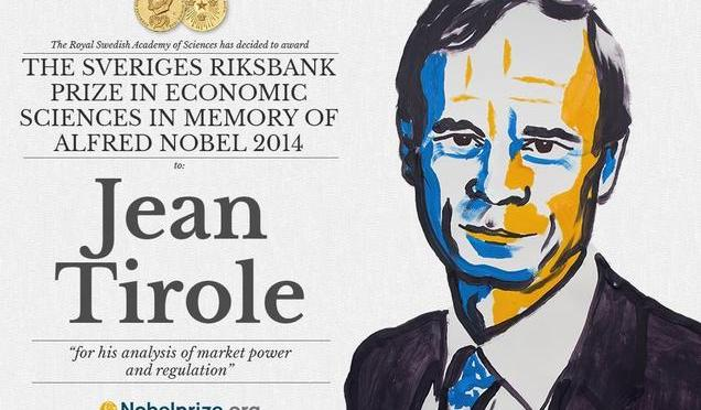 Jean Tirole Is The New Noble Laureate In Economics