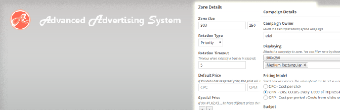 Advanced Advertising System – Sell Advertising Space And Set Prices For Spots In WordPress