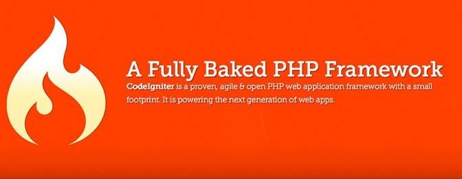 Easily Setup Code Igniter, PHP Development Framework At SANGKRIT.net