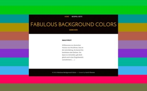 Fabulous Background Colors 2
