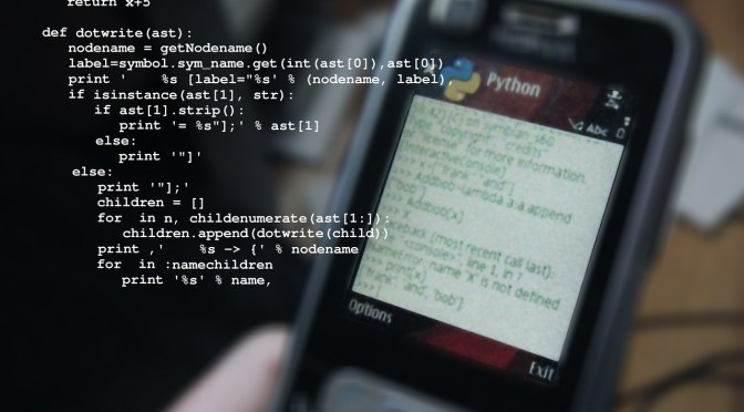 Learn A Programming Language To Make Your Domain Useful In World