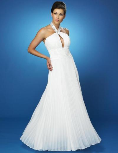 sexy cheap beach wedding dresses