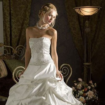 cinderella wedding gown
