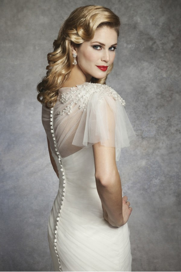 Justin Alexander wedding dress collection for 2013