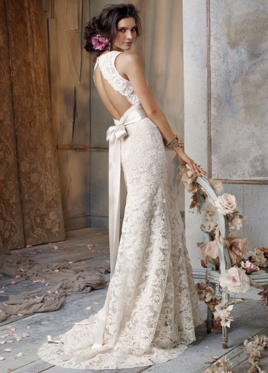 couture lace wedding gowns