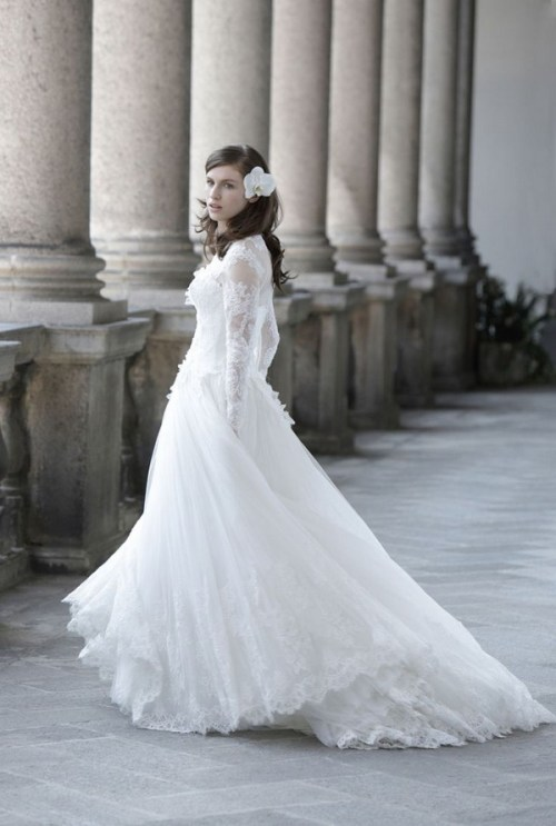 alberta ferretti 2014 bridal colletion 03