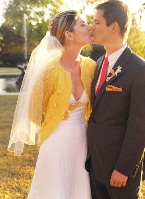 wedding dresses with cardigans