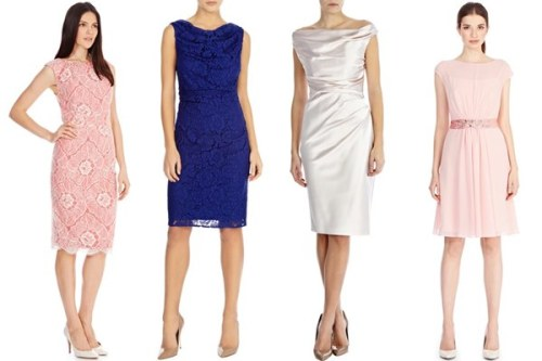 summer wedding guest dresses with knee length