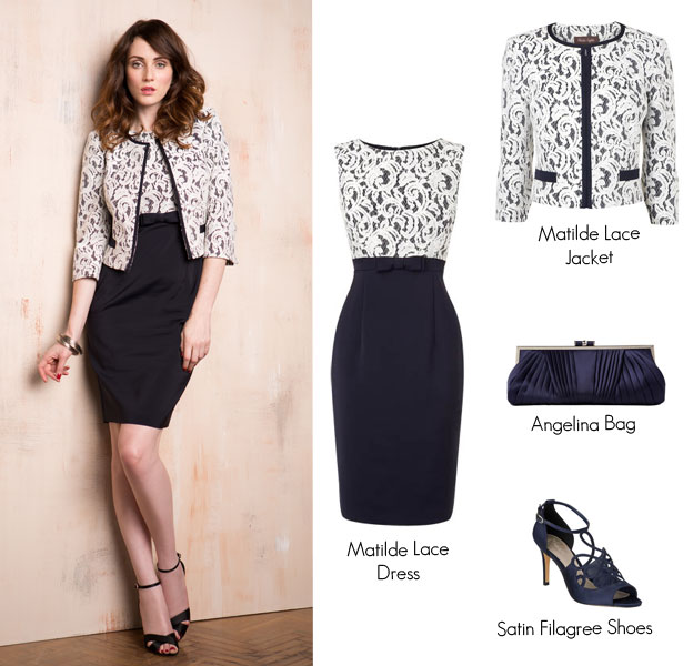 matilde wedding guest outfit