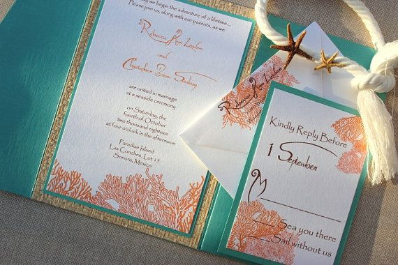 Pink Wedding Invitation Design