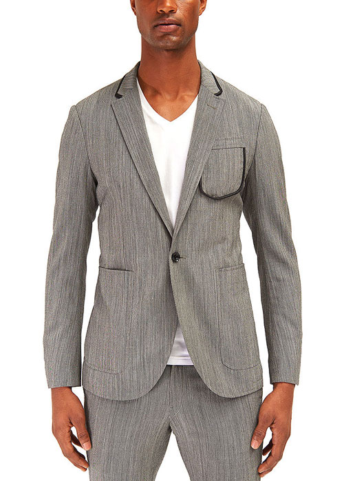 beach wedding attire for men with blazer