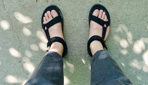 【快適すぎる】TEVA   ハリケーン XLT2 は靴擦れしない最強のサンダル【最高】
