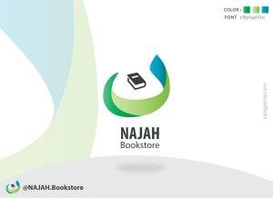 Najah Bookstore Logo