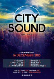 Flyer City Sound
