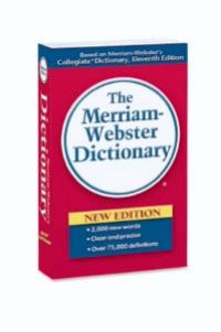 Kamus The Merriem-Webster