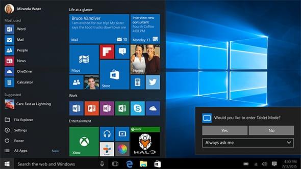 Aktivasi Windows 10 hanya dengan 2 Langkah |