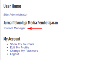 Membuat Static Pages/Halaman Statis di OJS |