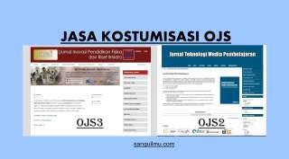 Jasa Kustomisasi Open Journal System (OJS) |