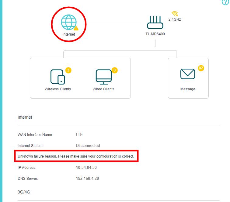 2 Solusi Mengatasi Disconnect di TL-MR6400 |