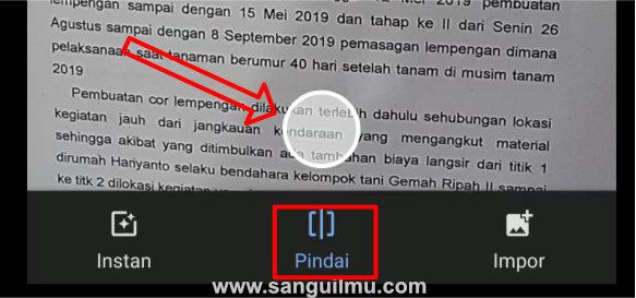 Pindai dokumen google terjemah
