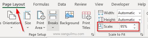 Cara Cetak Dokumen di Excel Agar Tidak Terpotong
