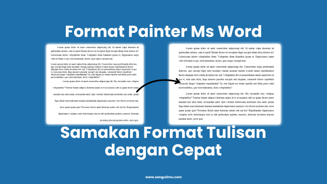format painter ms word 2
