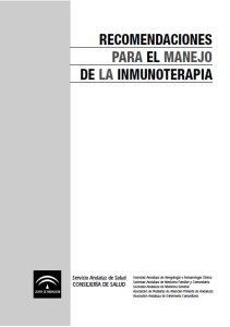 inmunoterapia-recomendaciones-manejo