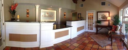 CasaYbel lobby