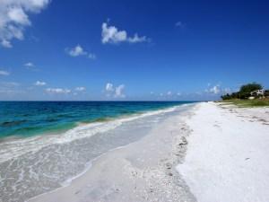Beach at Island Beach Club