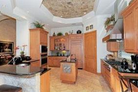 Cropped Kitchen
